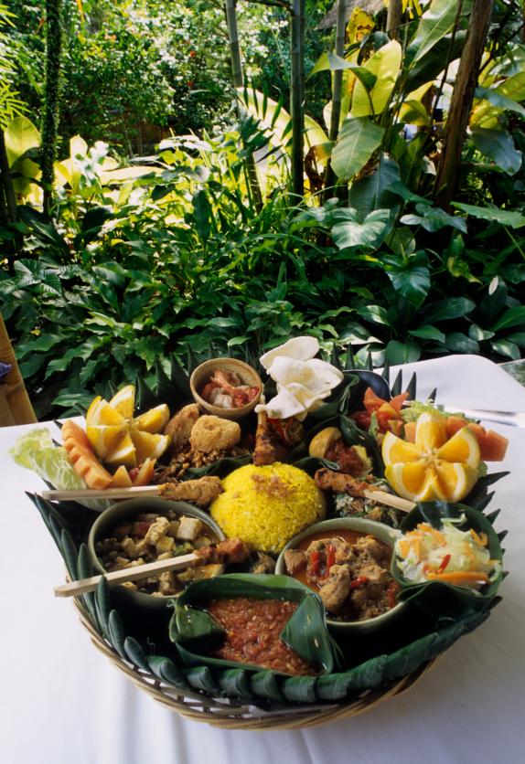 Indonesische Rijsttafel bestellen